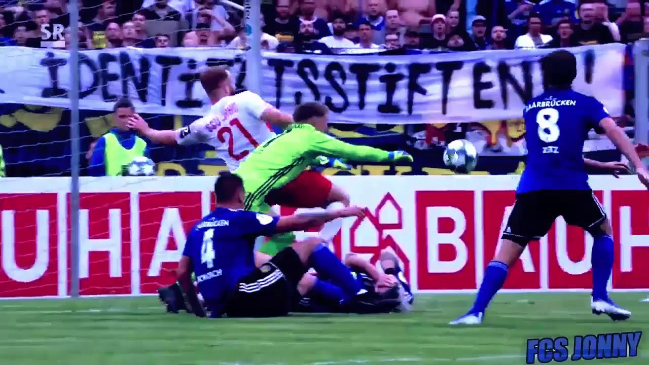 Leverkusen Gegen Saarbrücken