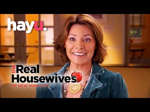 The Real Housewives of New York City // Season 1 // Meet LuAnn