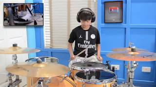 Jonas Brothers - Sucker (Drum Cover) Video