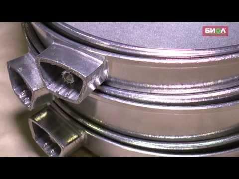 ТМ «БИОЛ» проиводство посуды (Cookware production)