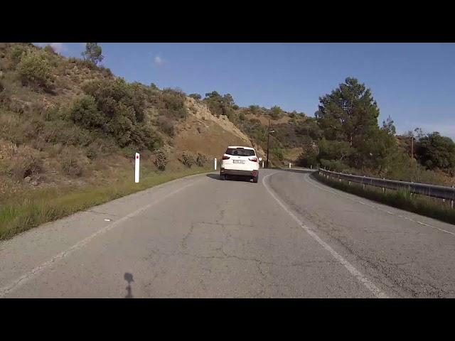 Cyprus Drives   Agoi Vavatsinia to Choirokitia