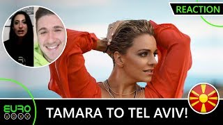 FYR MACEDONIA EUROVISION 2019: Tamara Todevska to Tel Aviv! (REACTION)