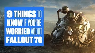 9 Things You Need To Know if You're Worried About Fallout 76 - Fallout 76 Gameplay