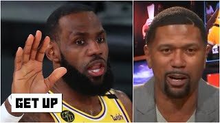 Jalen Rose explains what this title would mean to LeBron James' legacy | Get Up