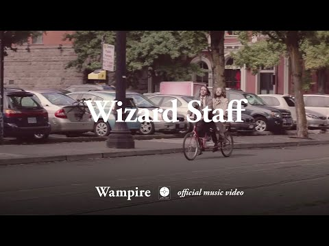 Wampire - Wizard Staff [OFFICIAL MUSIC VIDEO]
