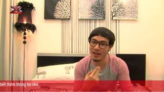 nhan to bi an  season 1 - behind the scene cau chuyen ve thi sinh dinh huy