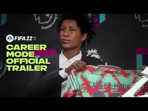 FIFA 22 | Official Career Mode Trailer
