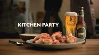 Alexander Keith's Kitchen Party | Bacon Wrapped Scallops