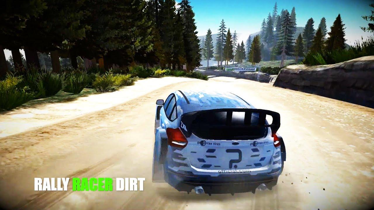 Rally Racer Dirt v2.0.0 game play