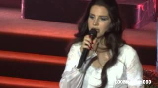 Lana Del Rey - Carmen - HD Live at Olympia, Paris (27 April 2013)(http://www.twitter.com/000MadMan000 http://www.facebook.com/000MadMan000., 2013-04-28T01:08:13.000Z)