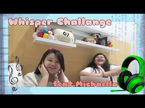 Whisper challenge #1