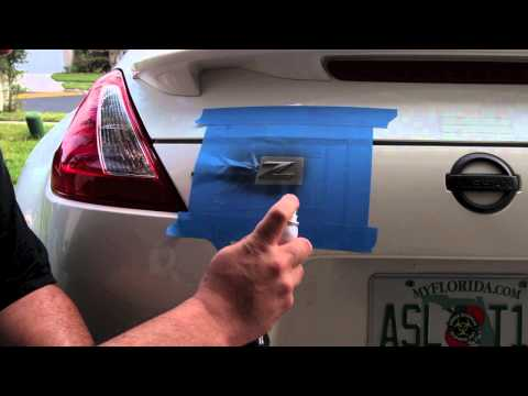 Scion Tc Engine Mods - Plasti Dip Black out your emblems and wheels
