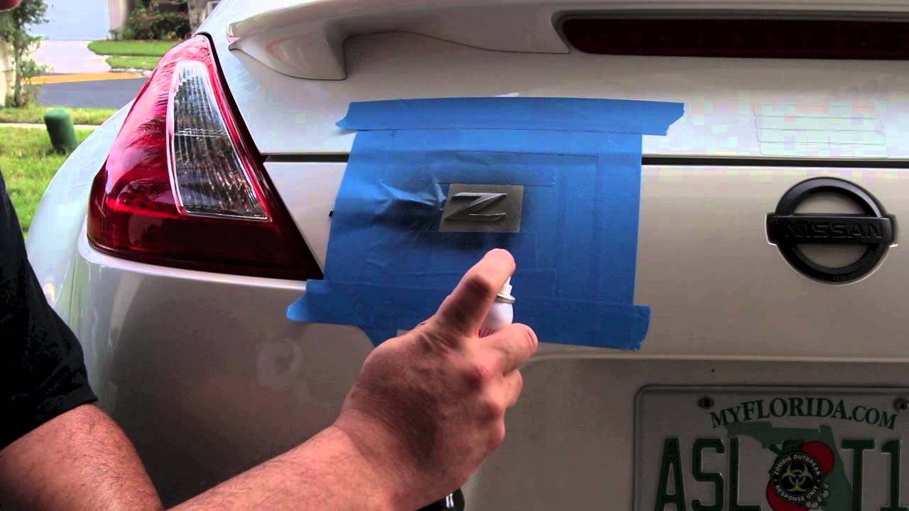 Plasti Dip Emblems >> Plasti Dip Black out your emblems and wheels - YouTube