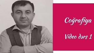 Cografiya -Təbiətdə suyun dövranı - 6-cı sinif (video dərs#1)