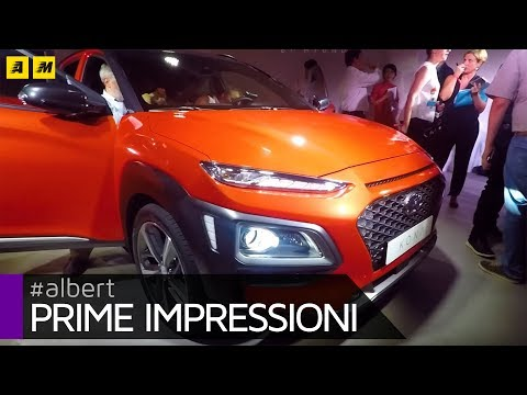 Hyundai Kona. B SUV ispirato ad Iron Man Anteprima