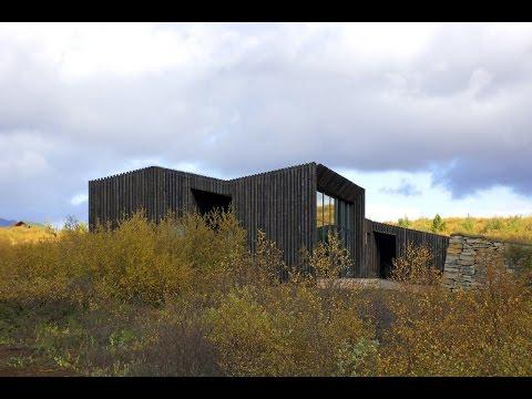 Modern Icelandic [Small House Ideas - MIDCOM]