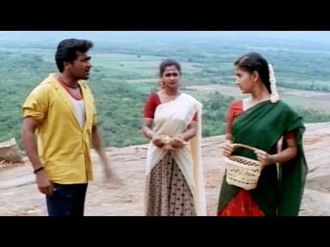 PithamaganLaila fights Suriya at templeas he was dancing & flirting with Simran | Tamil Matinee