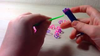 Радужки! Видеоуроки по плетению браслетов. Урок 1.