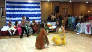Repeat youtube video Sangeet Dance for my brother :)