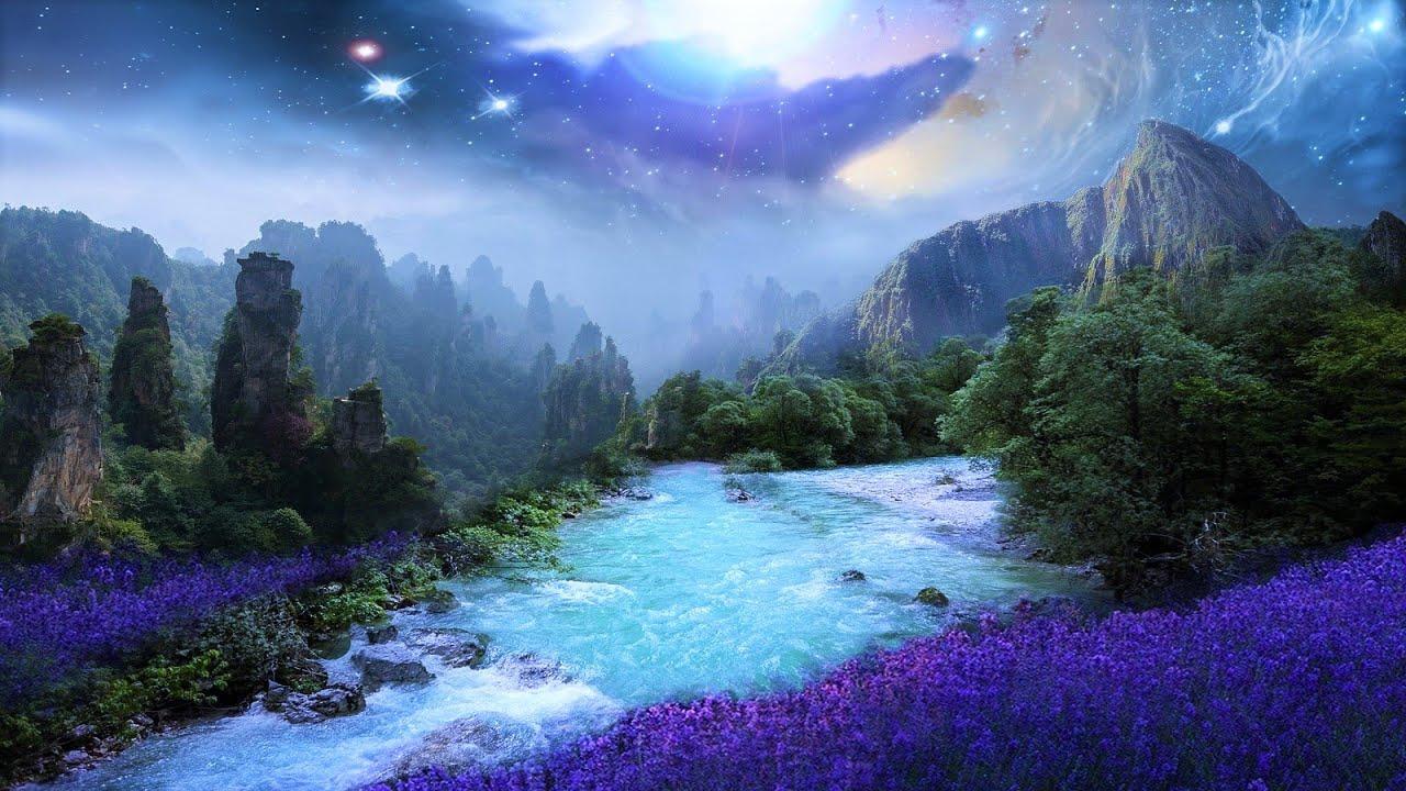 Fantasy Music - Blackgem River - YouTube Смотреть Фильм Фантастика