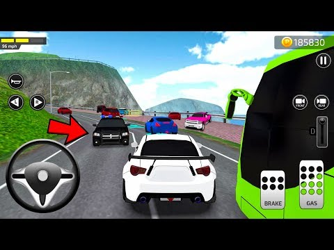 Parking Frenzy 2.0 3D Game #22 - Car Games Android gameplay