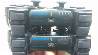 Fake ps3 controller - how to tell