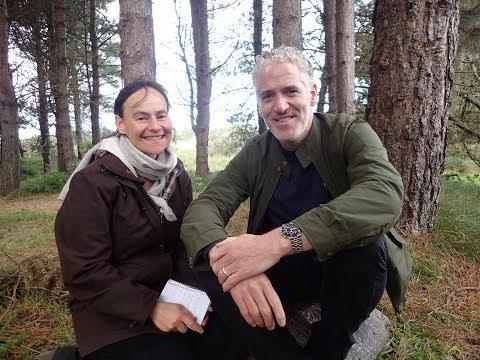 Jennie meets Gordon Buchanan, Wild things! Patron