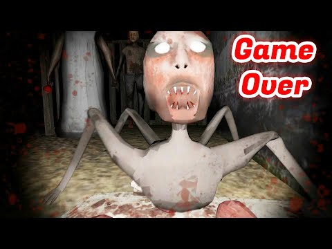 Granny Chapter 2 PC Version Game Over Scene Ending