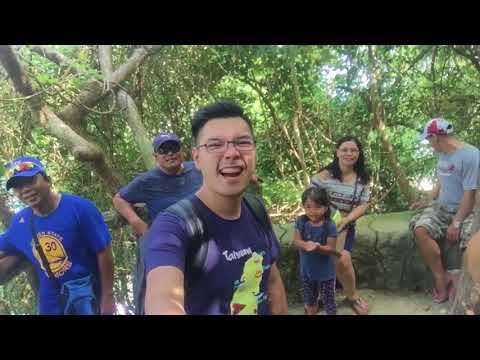 Trip to Hundred Islands with Family