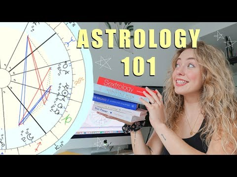 ASTROLOGY 101 | Best apps, books, websites to learn about your chart