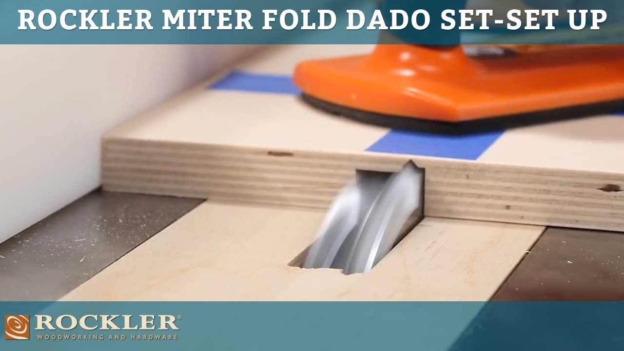 Rockler miter fold dado set set up your saw for success youtube rockler miter fold dado set set up your saw for success greentooth Image collections