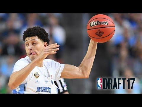 Justin Jackson NBA Draft Tape | UNC Forward