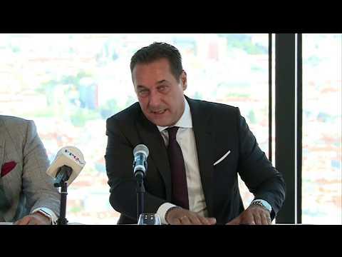 2017/08/23 135368 FPÖ: Präsentation des Wirtschaftsprogramms / Heinz-Christian Strache