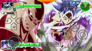 NEW DBZ TTT MOD VERSION V3 With Damage Jiren + Mastered Ultra Instinct DOWNLOAD