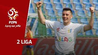 2. Liga: Bramki z 34. kolejki (2018/19) | TOP 10 GOLI SEZONU