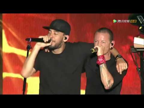 Linkin Park - Live at Beijing, China 2015