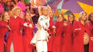Xuxa reencontra suas Paquitas / Especial Xuxa 20 Anos na Globo, em 2006 / Xuxa 20 Años