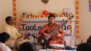 Partha Sarathi Chatterjee ( Sitar) - Raag Gaud Sarang