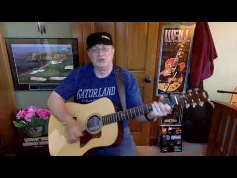 2206 -  Kind Woman -  Buffalo Springfield cover -  Vocal & acoustic guitar cover & chords