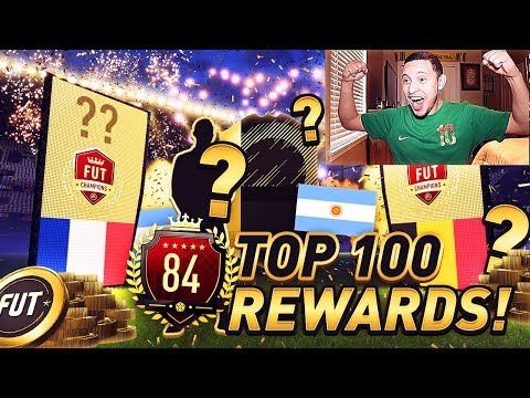 TOP 100 FUT CHAMPIONS REWARDS!! 11 INFORMS IN ONE ULTIMATE TOTW PACK!! | FIFA 18 ULTIMATE TEAM