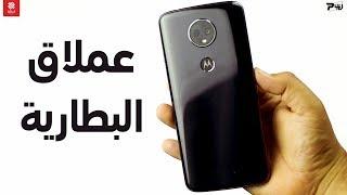 Moto E5 Plus Review | عملاق البطارية