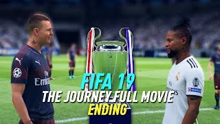 FIFA 19 Alex Hunter THE JOURNEY FULL MOVIE ENDING (all cutscenes/cinematics) Chapter 4