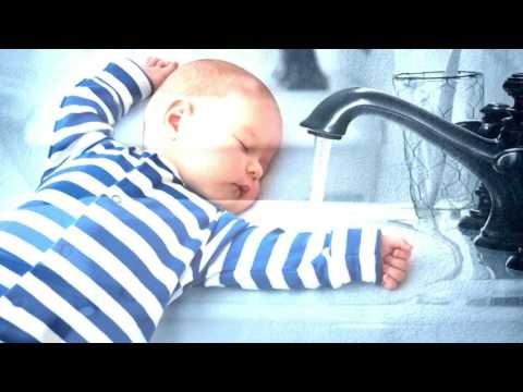 Soothing Baby Sounds - Water Faucet (Running Water Sound Effect) (1 HOUR)