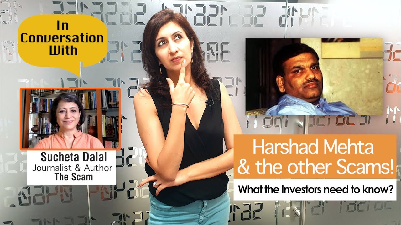 Download Scam 1992 - Harshad Mehta   Sucheta Dalal latest Interview 2020   Has anything changed?