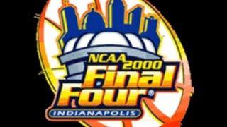 2000 NCAA Final Four Semi Final  Florida vs  North Carolina part 1 of 3