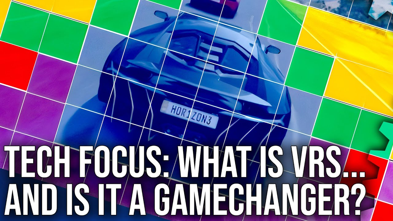 Download Tech Focus: What Is VRS And Is It A Next-Gen Game-Changer? Variable Rate Shading Analysis!