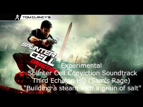 Experimental Splinter Cell Conviction Soundtrack - Third Echelon HQ (Sam's Rage)