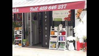 Открытие цветочного магазина в Торревьехе! FLORANS TORREVIEJA