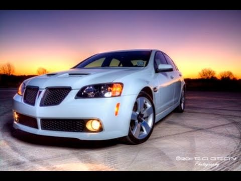 2009 PONTIAC G8 GT - FULLY BOLTED BUILD-UP plus CUSTOM AIRBRUSHING and HI SPEED!!