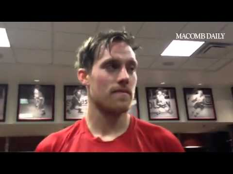 Joakim Andersson talks about Pavel Datsyuk and his influence in locker room. #RedWings